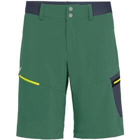 SALEWA Pedroc Cargo 2 Durastretch Spodnie krótkie Mężczyźni, zielony